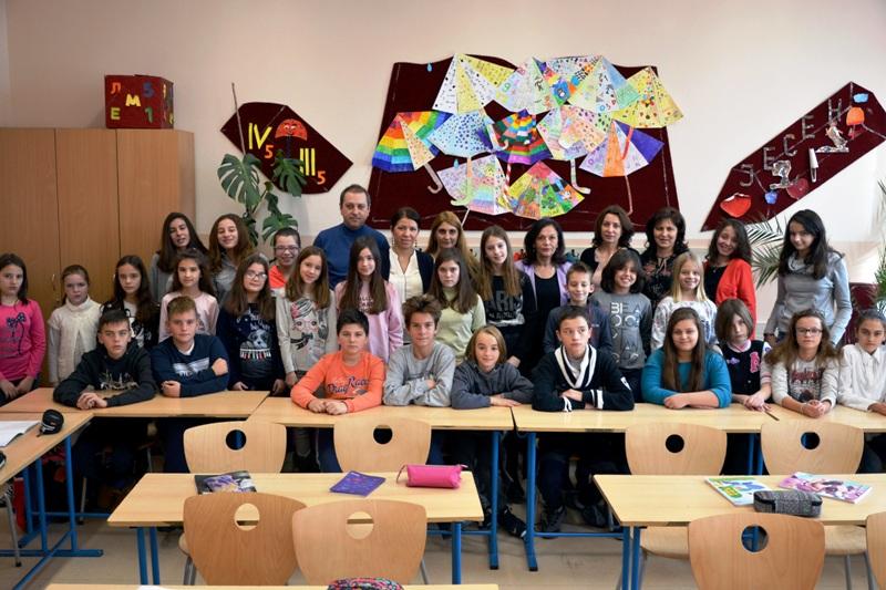 Učenici i nastavnici u istom novinarskom timu
