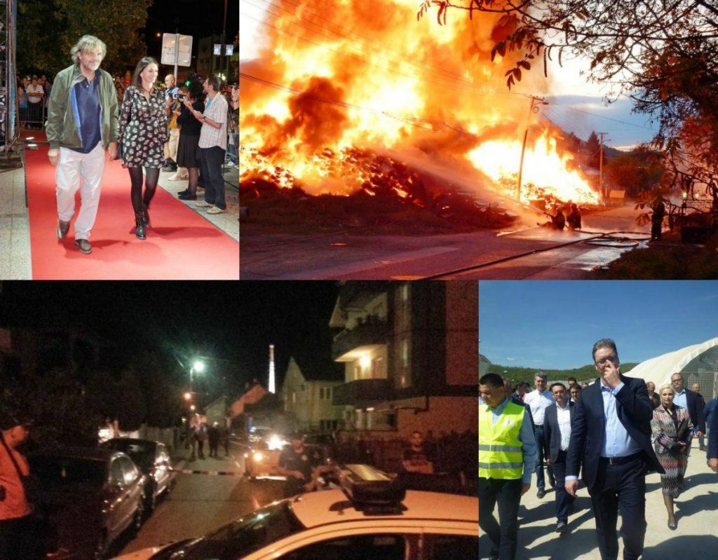 Burna godina u Leskovcu: Mafijaški obračuni, seks skandali, protesti, ali i nova radna mesta (VIDEO)
