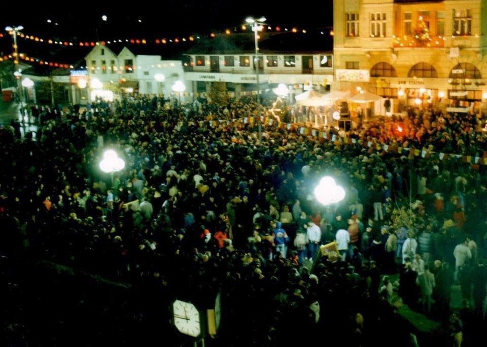 DA LI STE ZNALI? Prvi doček na trgu u celoj bivšoj Jugoslaviji organizovan u Leskovcu, o tome izveštavao i Euro News (VIDEO)