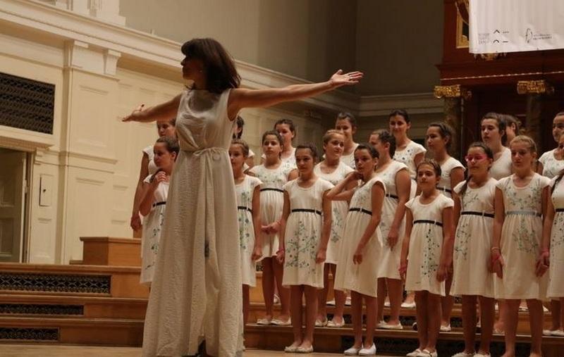 ZVEZDICE pevaju u filharmoniji Drezdena, nemačkom centru kulture