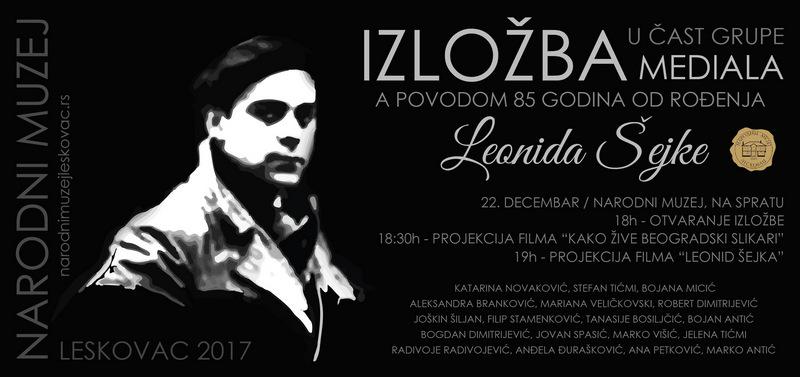 Manifestacija u čast Leonida Šejke
