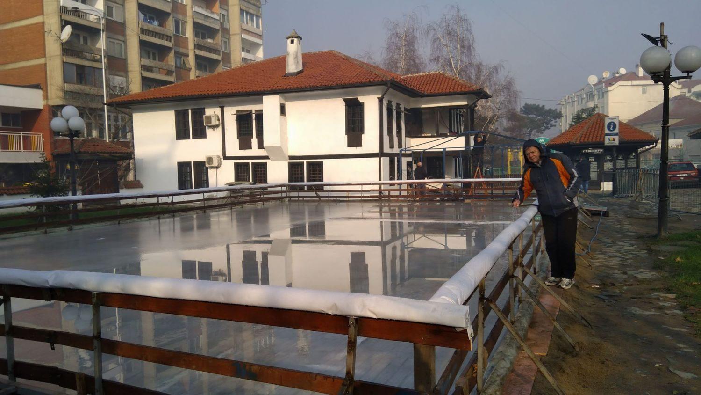 Klizanje ove sezone jeftinije u Leskovcu
