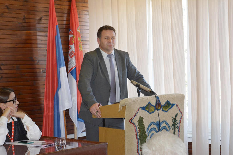 Budžet opštine Medveđe 592 miliona dinara