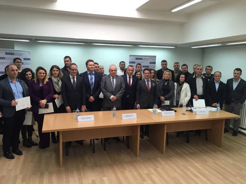 Završena obuka za pravnike sa juga Srbije