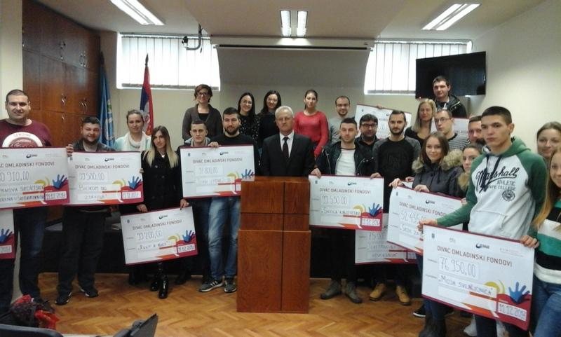U Vlasotincu podržano 13 omladinskih projekata