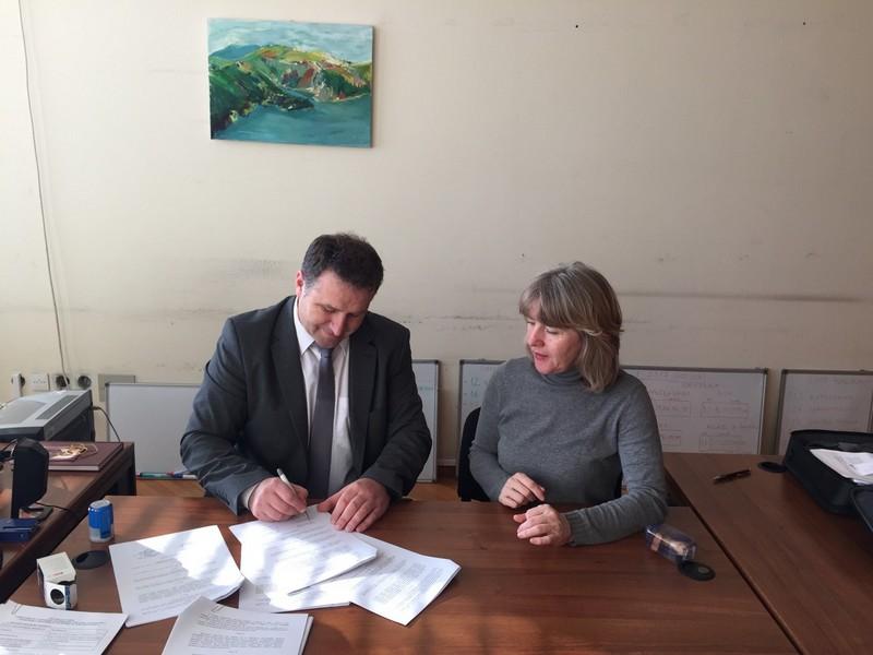 Potpisan ugovor o otvaranju Info centra za mlade u Medveđi
