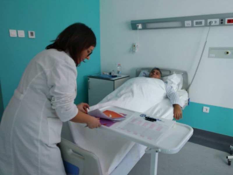 Primljeni prvi pacijenti u novi Klinički centar u Nišu