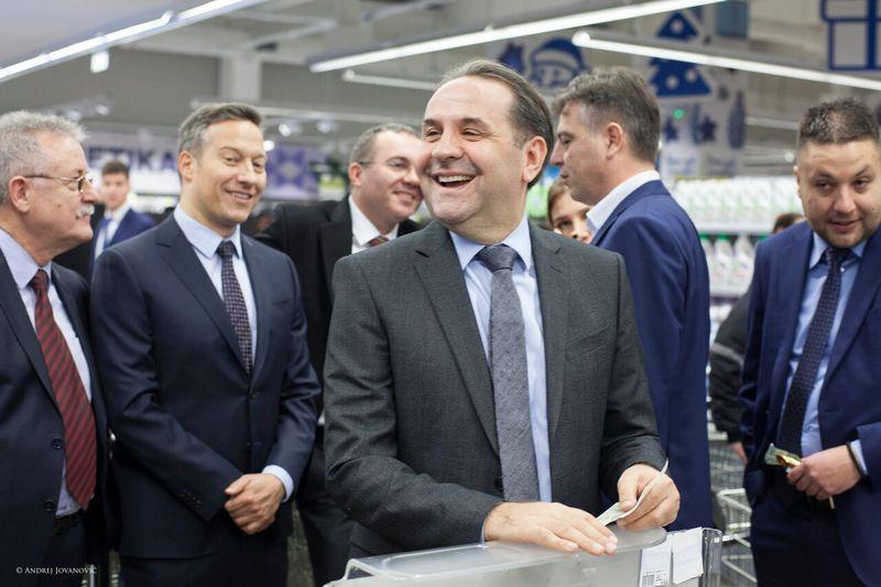 Rasim Ljajić otvorio Roda market u Pirotu