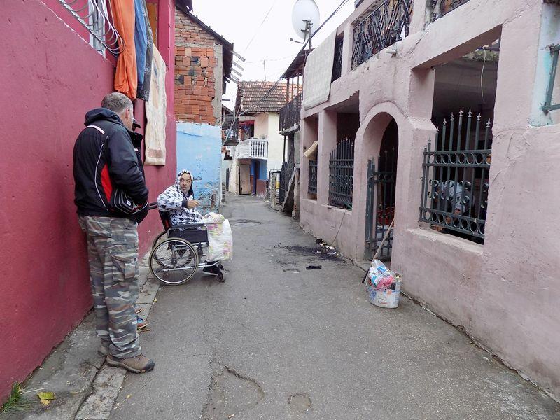Ani mahala Stočni trg darana zbog i bizuralikani elektrika hem te na našalen pe ćhera (VIDEO)