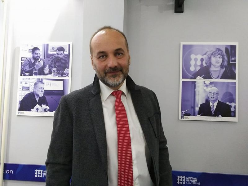Saša Janković u Nišu: Građani Srbije uskraćeni za osnovna ljudska prava