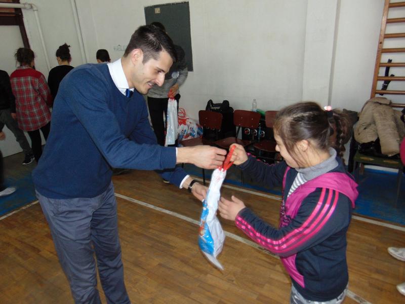 Sportske igre posvećene deci sa invaliditetom