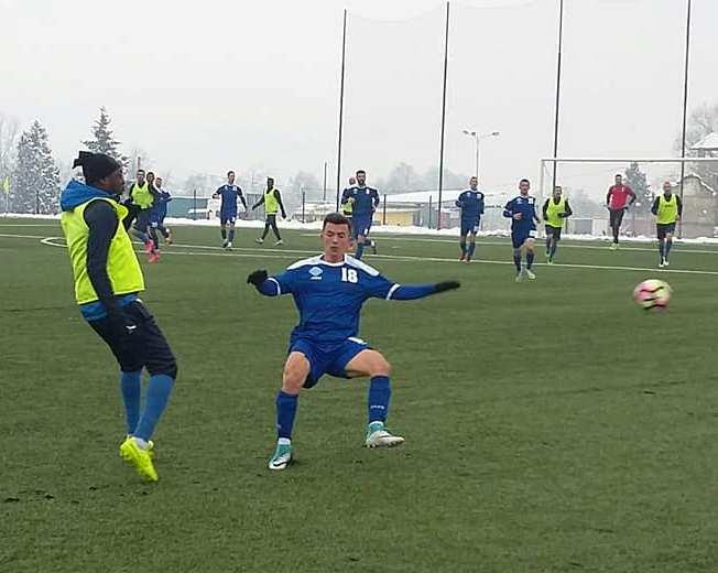 Dinamo poražen u proveri protiv Radnika