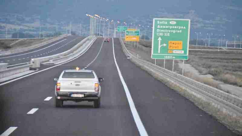 Lopovi ukrali dva i po kilometara zaštitne ograde na auto-putu Niš-Dimitrovgrad