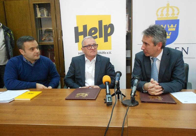 Vranje i Help zajedno rade na smanjenju siromaštva