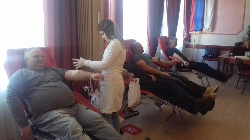 Odličan odziv davalaca krvi u Babušnici