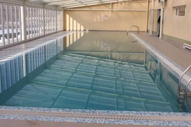 Otvorena balon sala i zatvoreni bazen u Vranjskoj Banji