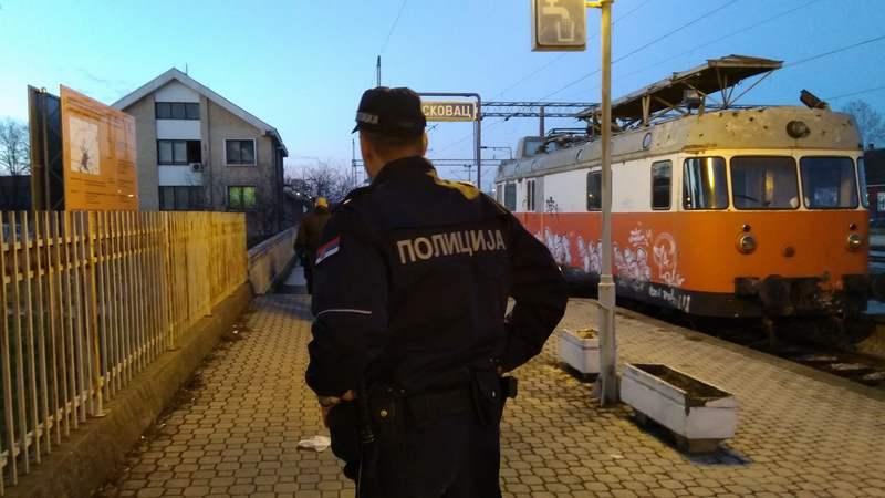 Opljačkani stranci kod Leskovca u međunarodnom vozu 334