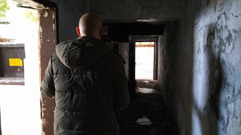 Opljačkane svlačionice leskovačkih Lavica na gradskom stadionu