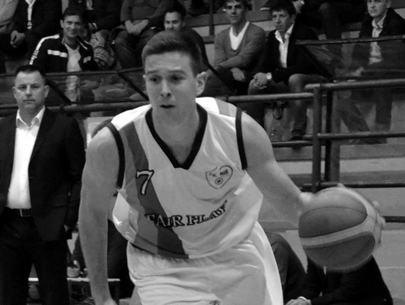 TUGA Preminuo mladi košarkaš iz Niša