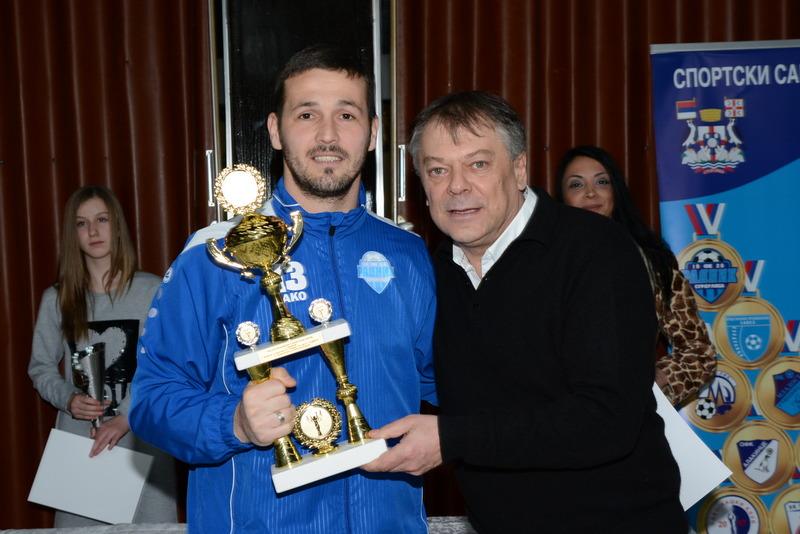 FK Radnik najuspešniji sportski kolektiv u 2017. godini