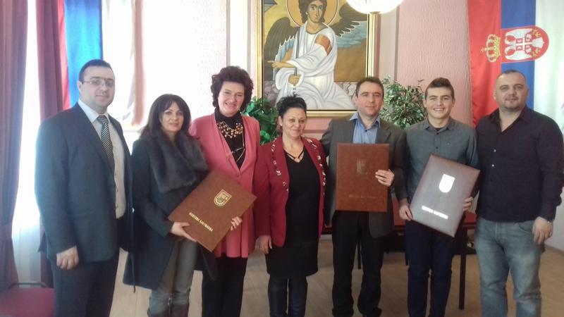 Uručene Svetosavske nagrade opštine Babušnica za 2017. godinu