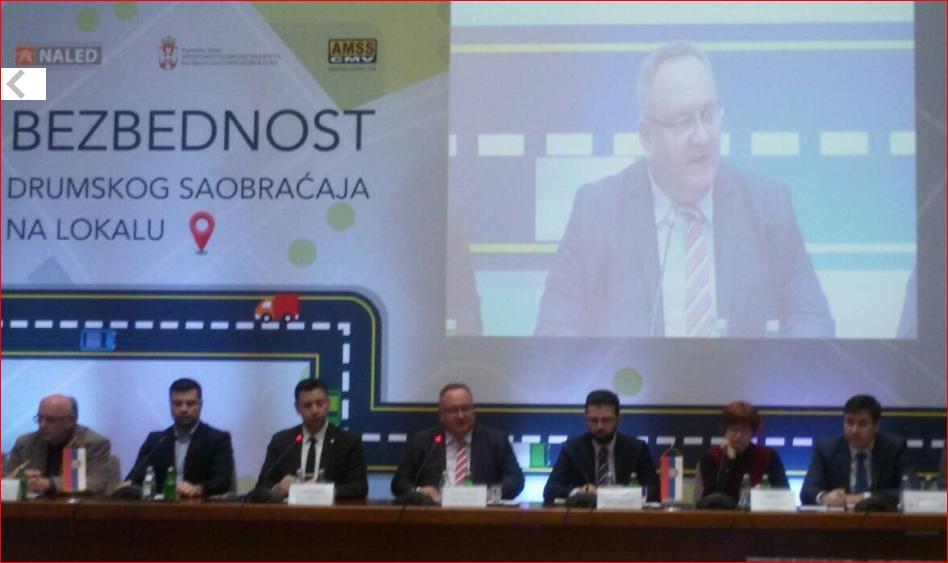 Cvetanović zatražio hitno usvajanje zakona o javnim putevima