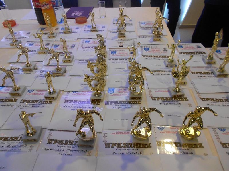 Nagrađeni najbolji sportisti
