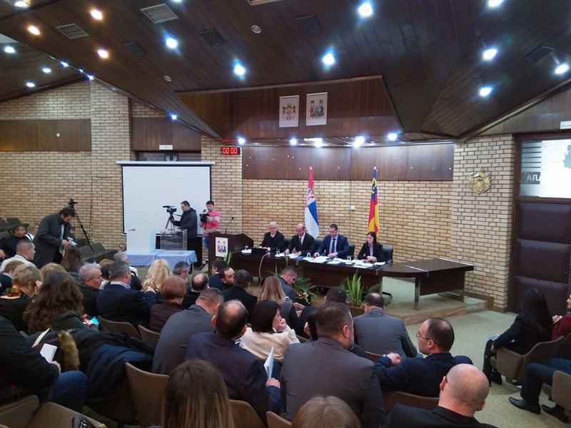 Državnom sekretaru najviše priznanje grada Vranja