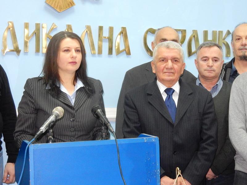 Lidija Dimitrijević: Godine uspona i još češćih padova SRS