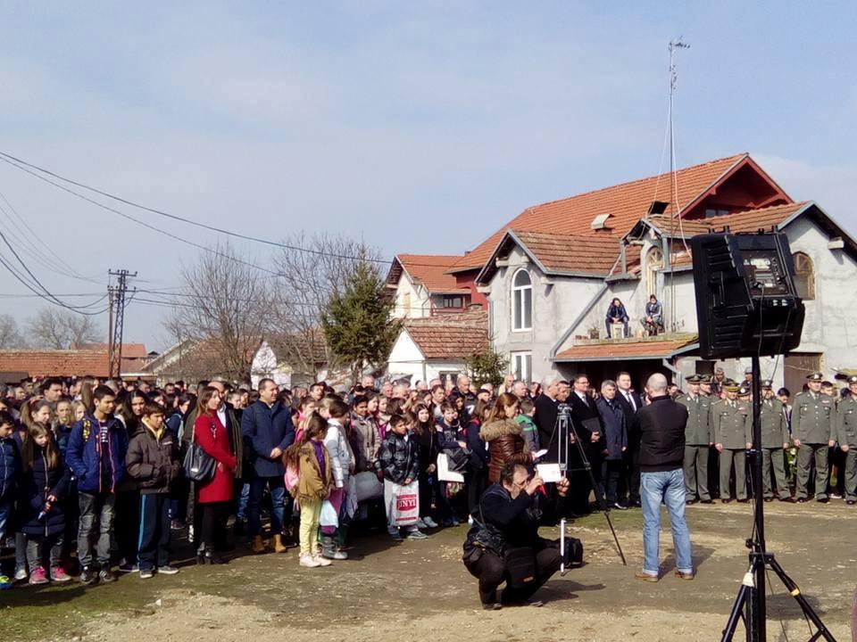 """U Bojniku obeležena 76. godišnjica """"Krvavog februara"""""""