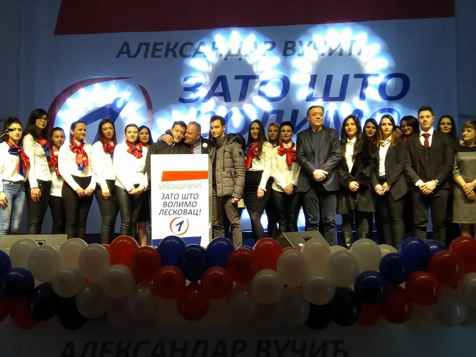 Cvetanović: Živim za dan kada će mladost da se vrati u Leskovac