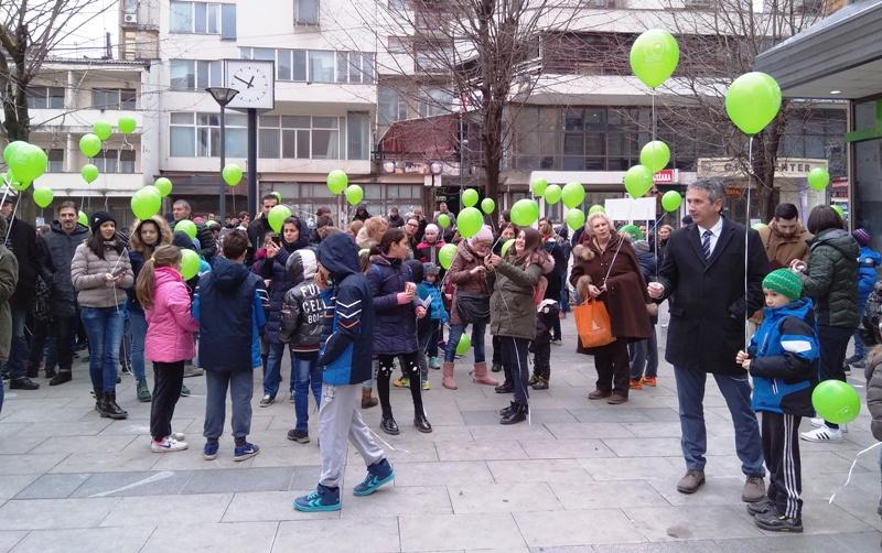 Podrška deci oboleloj od raka i u Vranju