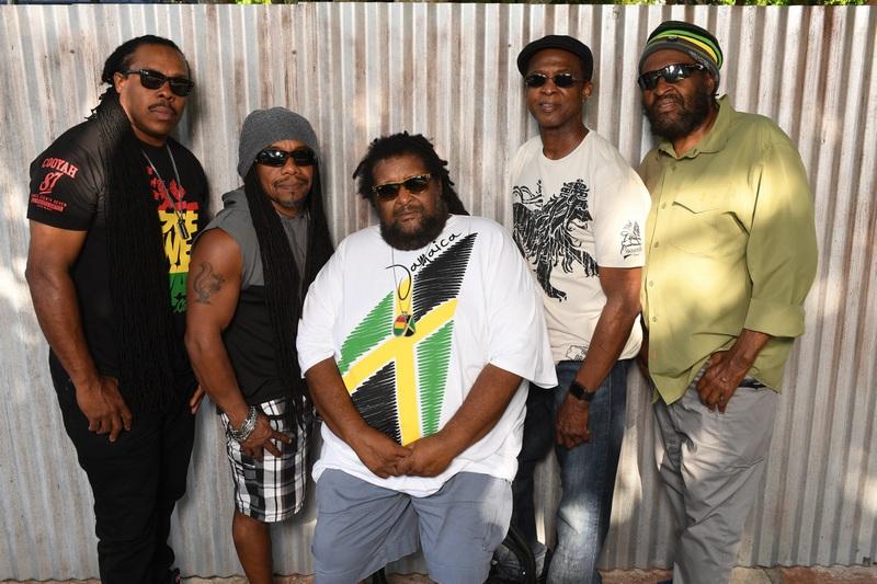 INNER CIRCLE sa Jamajke na otvaranju Nišvila