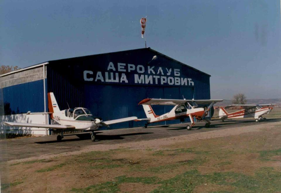 Hangar Aero kluba u Leskovcu stalno na meti lopova