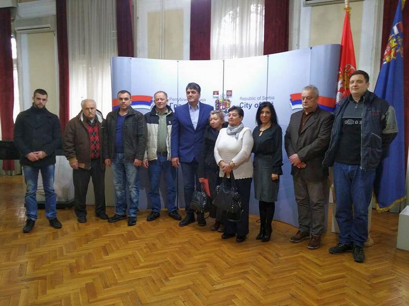 Za sedam izbegličkih porodica pomoć od 9.000 evra