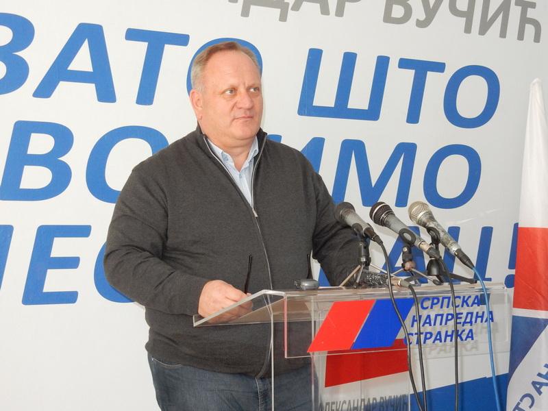 Cvetanović opoziciji: Iz udžbenika da učite kako se pobeđuje na izborima (VIDEO)