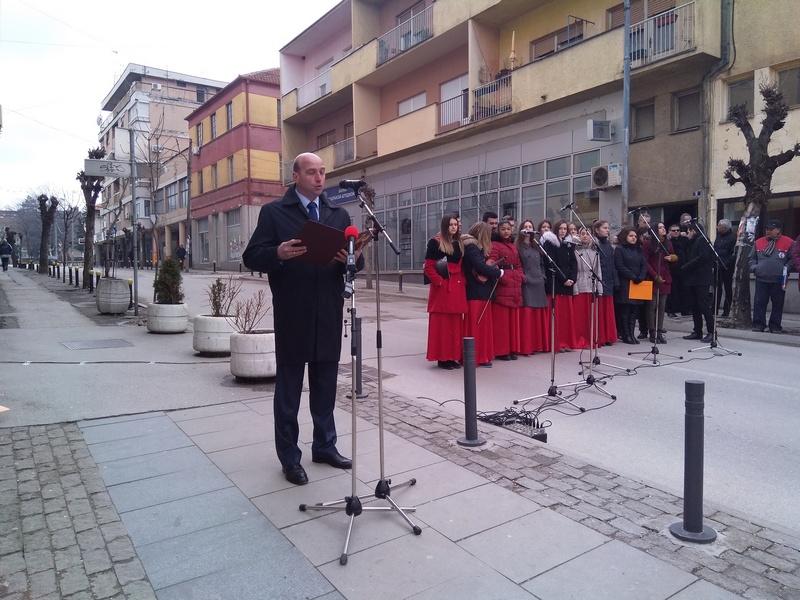 U Vranju svečano obeležen Dan državnosti