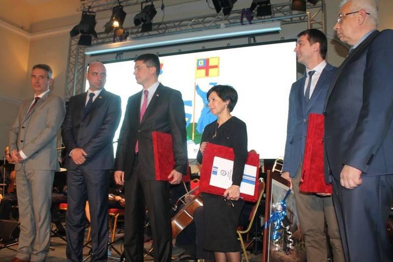 Na Dan grada specijalno priznanje unuci Bore Stankovića