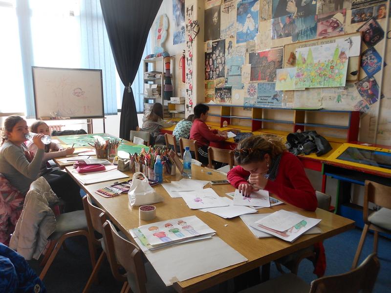 Deca uče o umetnosti i animaciji filma