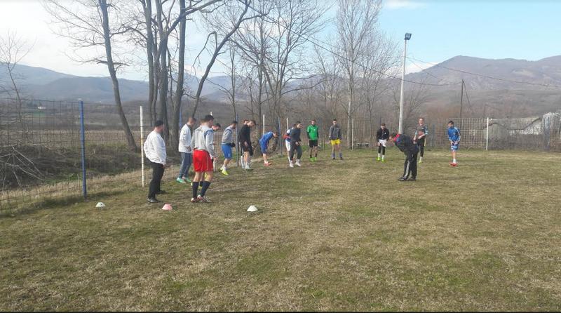 FK Vranjska Banja počeo sa pripremama za prolećni deo šampionata