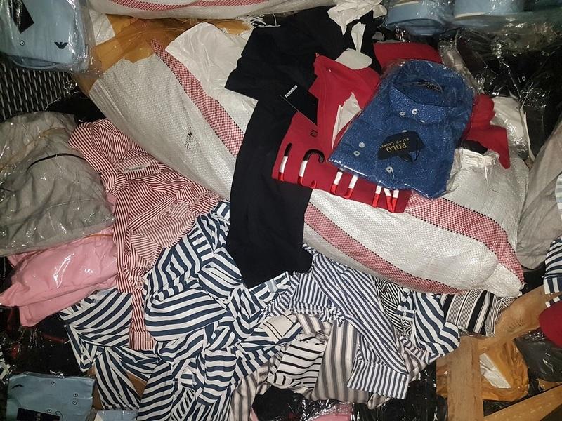 Sumnjiva garderoba zadržana na Gradini