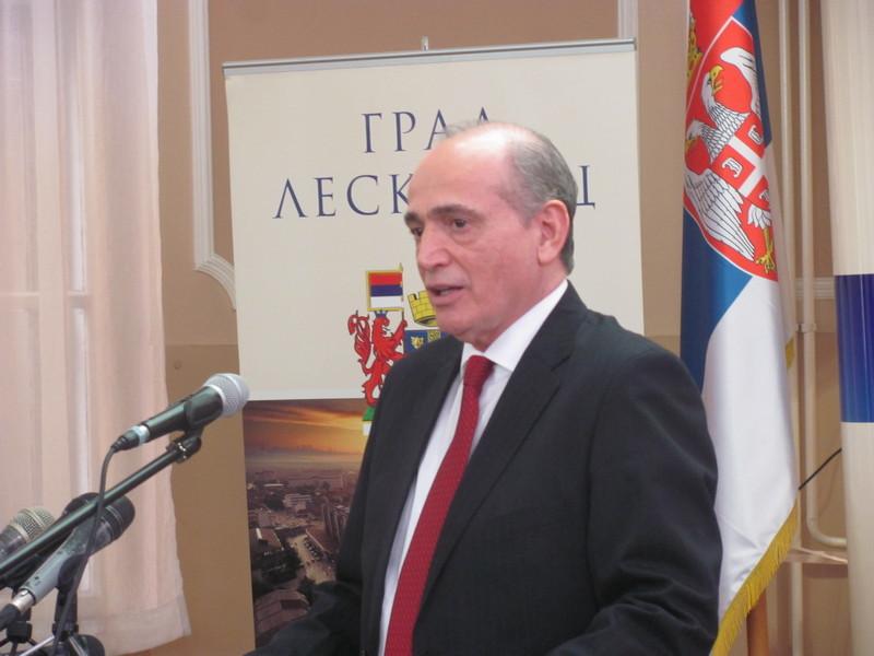 Krkobabić: U Leskovcu će zadruge biti SLOŽENE