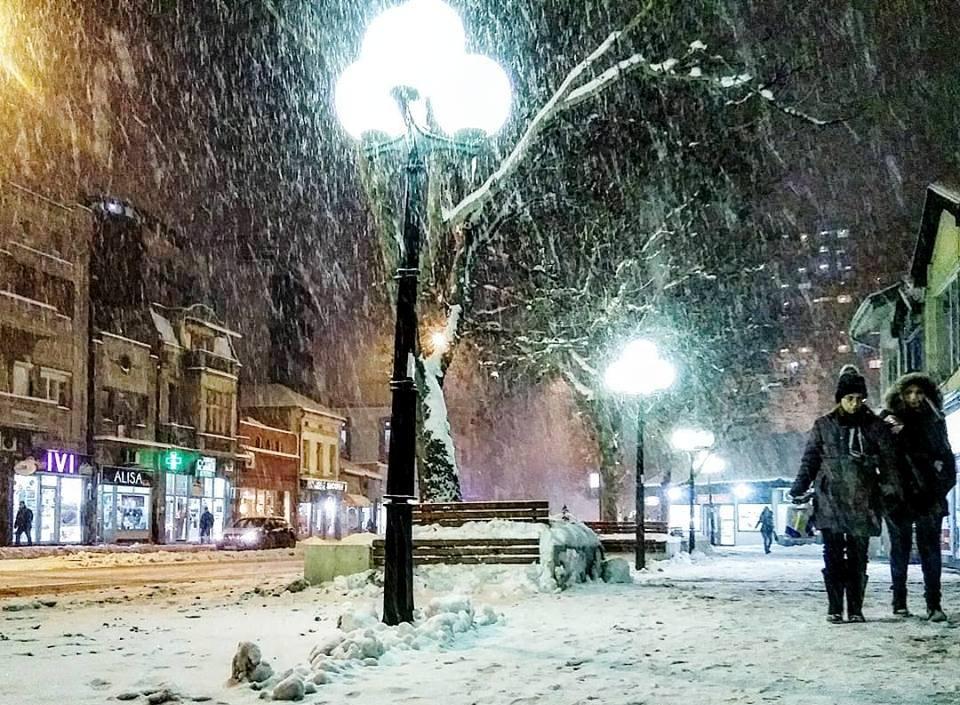 Uživajte u zimskim čarolijama još sutra, sledi razvedravanje