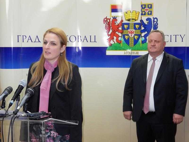 Trasirana saradnja Leskovca i Sombora