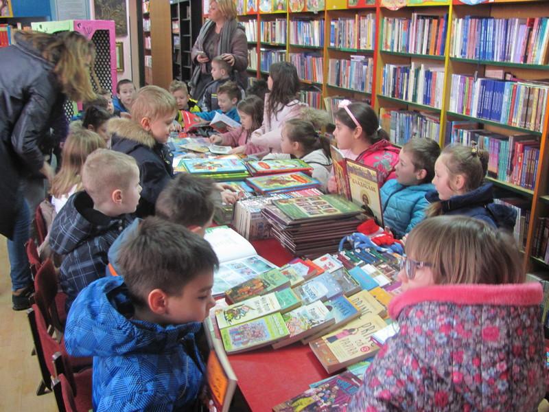 Leskovačka biblioteka obeležila Nacionalni dan knjige