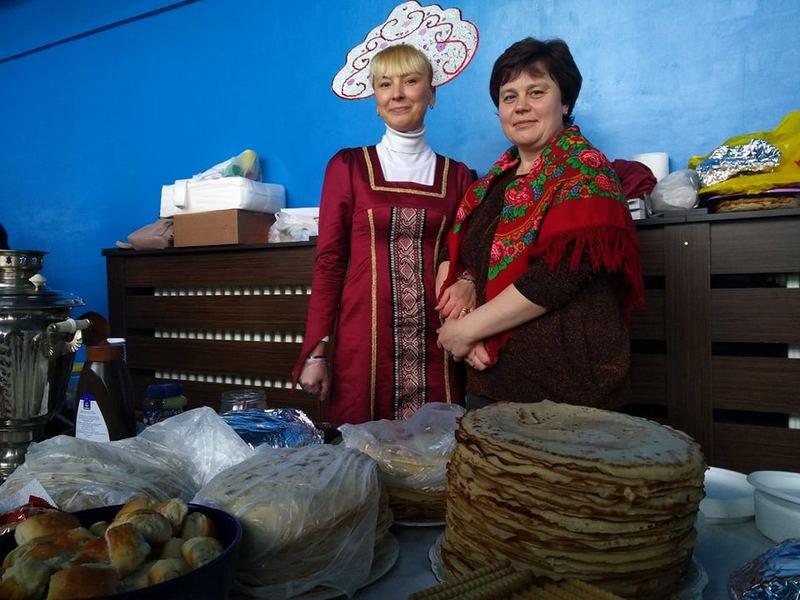 Zajednički proslavljene Poklade i ruske Maslenice