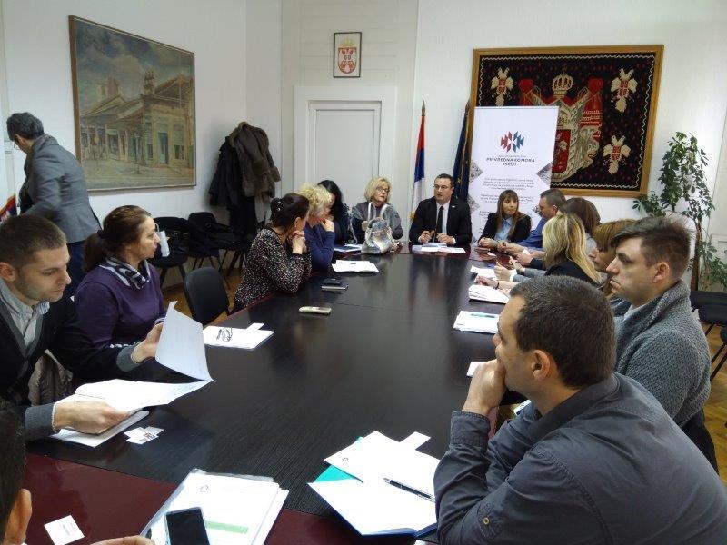 Sastanak u okrugu o prekograničnoj saradnji
