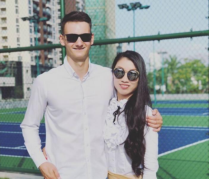 Otvorio tenisku akademiju u Kini i pronašao ljubav svog života