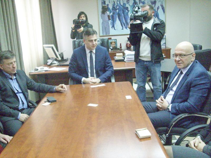 Ministar Vukosavljević: Pirot u sam vrh Srbije po izdvajanju za kulturu