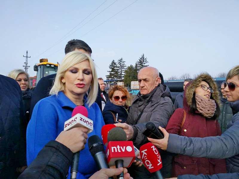 Zorana Mihajlović: Vlada uložila 2 milijarde u rekonstrukciju puteva u niškom kraju